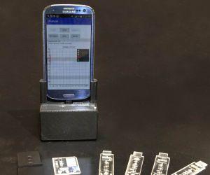 Portable smartphone lab may diagnose NCoV in a jiffy