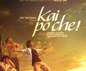 Kai Po Che!' to release in January 2013