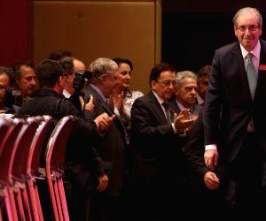 BRAZIL SAO PAULO POLITICS CUNHA