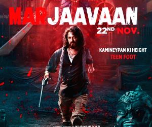 Riteish Deshmukh shares video on Marjaavaan that goes viral, gets praises for unconventional look and role
