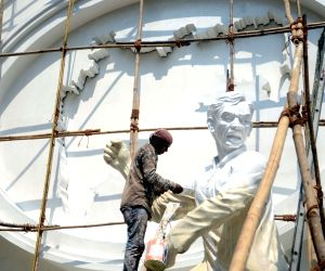 Samyukta Maharashtra Memorial gets new coat of paint