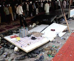File Photo: 2007 Makkah Masjid bomb blast