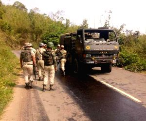 Lokchao (Manipur): Soldier killed in Manipur blast