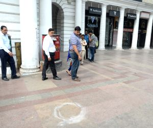 Man shot at in Connaught Place