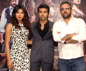 The star cast of film Zanjeer