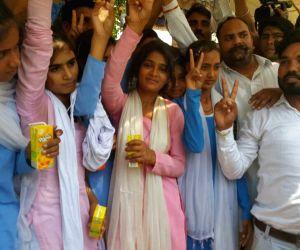 Haryana girls end hunger strike after getting school upgraded