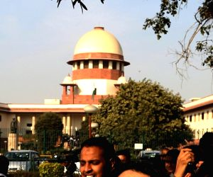 SC begins hearing on women's entry into Sabarimala temple