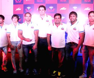 PWL's Bangalore Yodhha team unveiled
