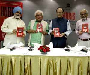 Book launch - 'HUBRIS'