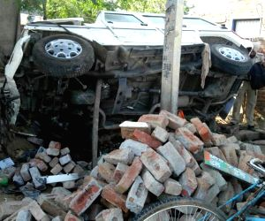 Six killed in Punjab accident