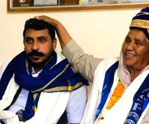 Free Photo: BSP founder Kanshi Ram's sister joins Bhim Army chief's party