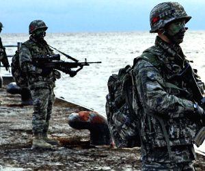 Navy holds Dokdo defense exercise