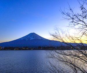 Japan-mount Fuji-scenery