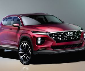 Hyundai Motor to launch all-new Santa Fe SUV