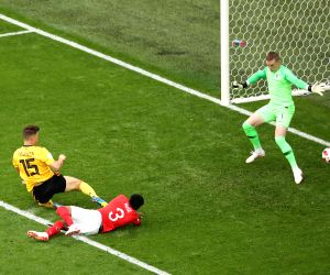 World Cup: Belgium beat England 2-0 to finish 3rd