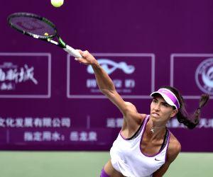 CHINA TIANJIN TENNIS ITF WOMEN'S CIRCUIT SINGLES QUARTERFINALS