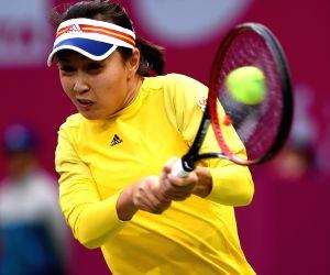 CHINA-TIANJIN-TENNIS-WTA-TIANJIN OPEN