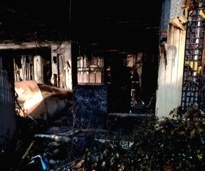 CHINA ZHEJIANG TIANTAI FIRE ACCIDENT