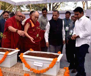Dalai Lama inaugurates