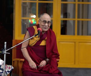 23rd Shotan Festival -  Dalai Lama