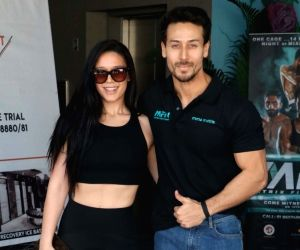 Tiger Shroff's birthday wish to sister: Don't grow up much and get married after 80