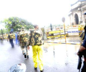 Tight security around Taj Hotel in Mumbai as Joe Biden staying