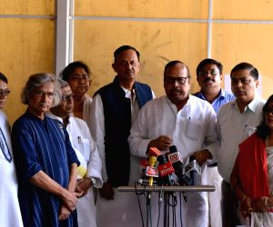 Parliament - Shukhendu Shekhar Roy talks to media