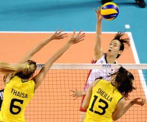 FIVB Women's Volleyball World Grand Prix 2014
