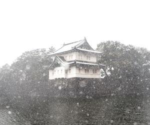 JAPAN TOKYO SNOW