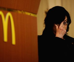 McDonald's press conference