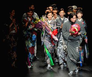 JAPAN TOKYO FASHION WEEK
