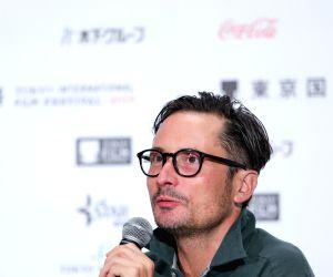 JAPAN TOKYO FILM FESTIVAL JURY PRESS CONFERENCE