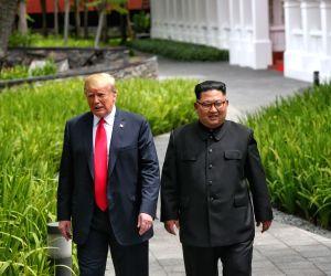 Kim Jong-un visits China, a week after meeting Trump