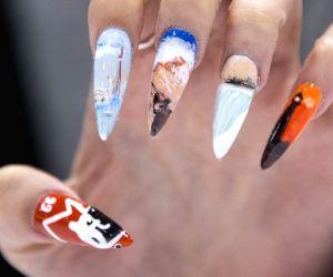 Canada-toronto-nail Art Challenge