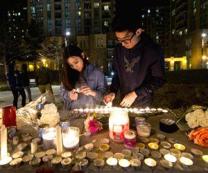 CANADA-TORONTO-VEHICLE ATTACKS-CONDOLENCE