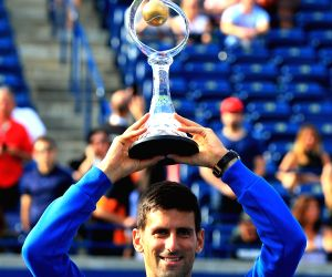 CANADA TORONTO TENNIS ROGERS CUP MEN'S SINGLES FINAL