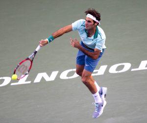 Roger Federer - Semifinal of men's singles