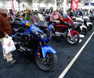 CANADA-TORONTO-NORTH AMERICAN INTERNATIONAL MOTORCYCLE SUPERSHOW