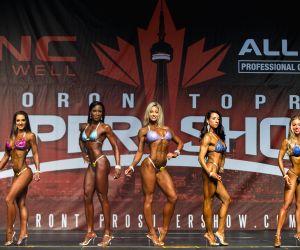 CANADA TORONTO IFBB CHAMPIONSHIPS
