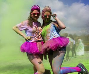CANADA TORONTO COLOR RUN