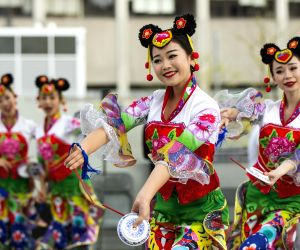 CANADA-TORONTO-CHINA CULTURE AND TOURISM FESTIVAL