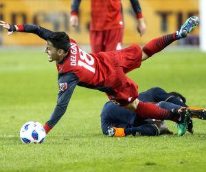 CANADA-TORONTO-SOCCER-MLS-TORONTO FC VS PHILADELPHIA UNION