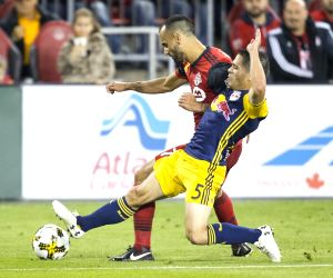 CANADA-TORONTO-SOCCER-MLS-TORONTO FC VS NEW YORK RED BULLS