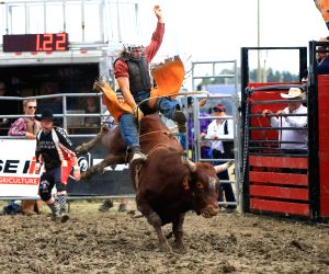 CANADA-ONTARIO-CHATHAM KENT-RODEO