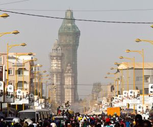 Touba (Senegal): Celebrate the festival of Grand Magal
