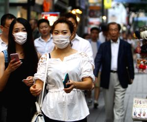 SOUTH KOREA-MERS-CHINESE PATIENT