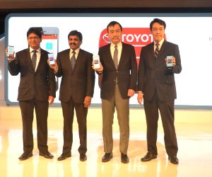 Toyota launches 'Toyota Connect App