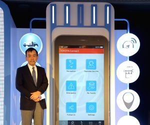 Toyota launches 'Toyota Connect App'