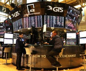Global stocks fall on trade war fears, rise in oil prices
