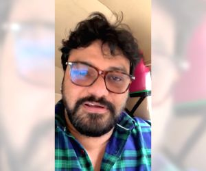 Babul Supriyo ditches car in traffic jam, takes auto to airport